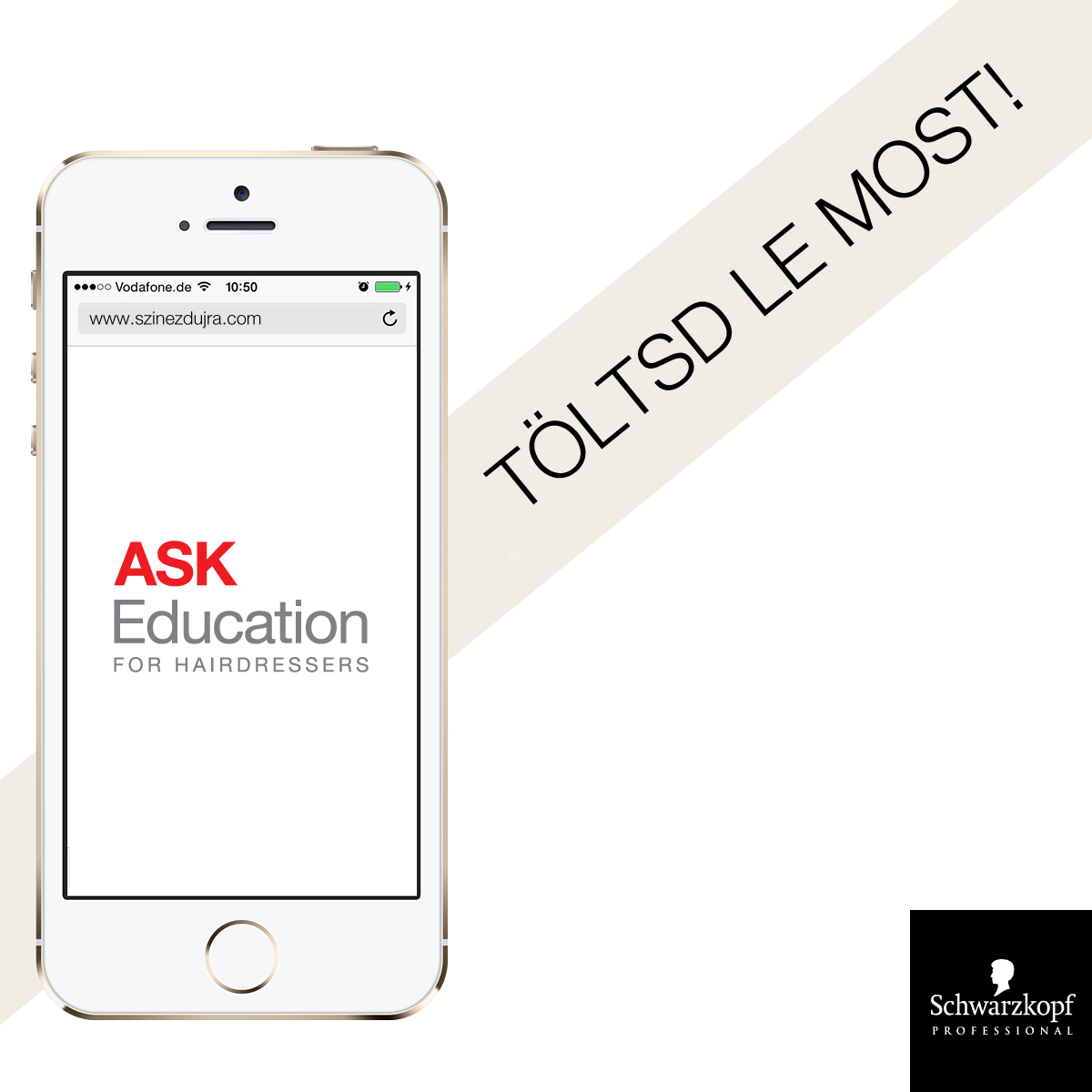 iphone ask app schwarzkopf education